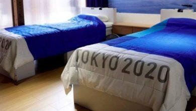 Photo of Tokyo Olympics: एंटी सेक्स बेड देख कर खिलाड़ी हुए आगबबूला, कहा- बेड टूट जाए तो क्या उन्हें जमीन पर सोना होगा