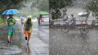 Photo of उत्तराखंड के कई जिलों में मौसम विभाग ने जारी किया बारिश का ऑरेंज अलर्ट, केदारनाथ हाईवे समेत कई जगह सड़कें बंद