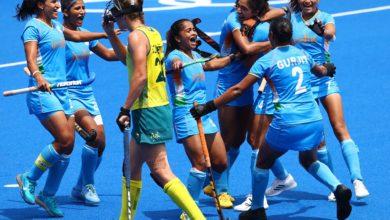 Photo of गुरजीत कौर के गोल ने रचा इतिहास, ऑस्ट्रेलिया को हराकर सेमीफाइनल में पहुंची भारतीय महिला हॉकी टीम