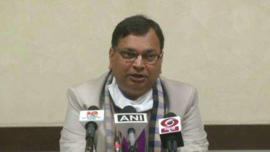 Photo of प्रदेश में संक्रमण कम होने के बाद भी टेस्टिंग कम नहीं की जा रही है : अमित मोहन प्रसाद