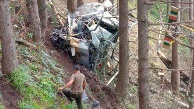 Photo of जम्मू-कश्मीर के पटनीटॉप में सेना का हेलीकॉप्टर दुर्घटनाग्रस्त, दो पायलटों की मौत