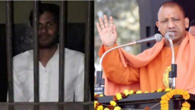Photo of संभल में सीएम योगी की जनसभा के बाद सपा नेता ने किया गंगाजल से छिड़काव, गिरफ्तार