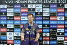 Photo of कोलकाता नाईट राइडर्स के कप्तान इयोन मोर्गन पर लगा 24 लाख का जुर्माना