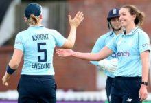 Photo of इंग्लैंड की महिला टीम ने पहले वनडे में न्यूजीलैंड को 30 रनों से हराया