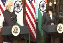Photo of प्रधानमंत्री मोदी ने कमला हैरिस से की खास मुलाकात, अमेरिका और भारत की प्रतिबद्धता पर भी की बात