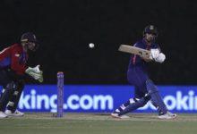 Photo of टी-20 वर्ल्डकप के वॉर्म अप मैच में भारत ने इंग्लैंड को 7 विकेट से हराया, केएल राहुल और इशान ने बल्ले से मचाया धमाल
