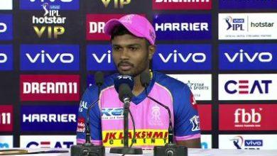 Photo of प्लेऑफ से बाहर होने के बाद राजस्थान के कप्तान संजू सैमसन ने दिया भावुक कर देना वाला भाषण
