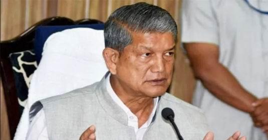 उत्तराखंड के पूर्व सीएम हरीश रावत ने बागी नेताओं को बताया 'महापापी', कहा- कांग्रेस में वापस लेने के पक्ष में नहीं
