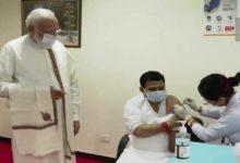 Photo of कोरोना वैक्सीन की 100 करोड़ डोज को पार कर भारत ने रचा नया इतिहास, पीएम मोदी ने दी बधाई